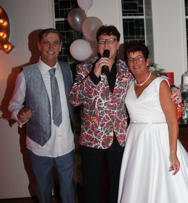 bruiloft / trouwfeest